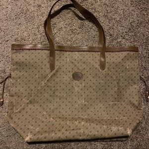 Extra Large Vintage Gucci tote